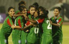 ফিফা র্যাঙ্কিংয়ে বাংলাদেশের নারী ফুটবল দল