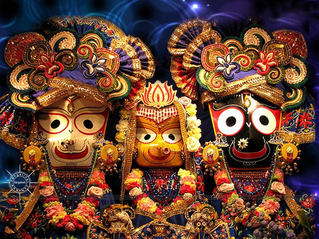 আজ শ্রীশ্রী জগন্নাথদেবের রথযাত্রা মহোৎসব