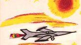 নিউইয়র্কে কিংবদন্তি মোহাম্মদ আলীর চিত্রকর্ম 'স্টিং লাইক আ বি'