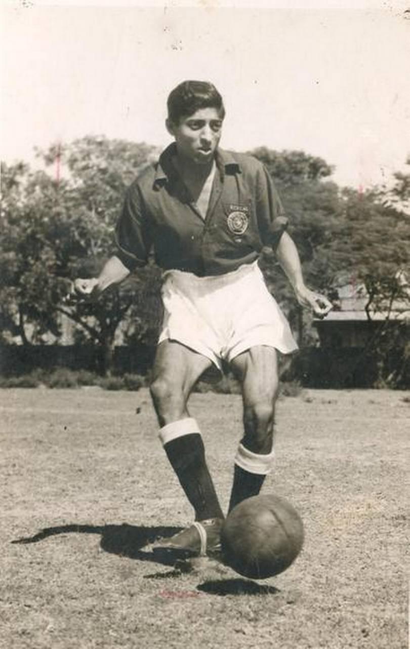ফুটবল আর চুনী গোস্বামীর 'শেষ ঝলক' দেখা গেলো স্বাধীনতাযুদ্ধে
