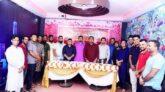 ভয়েস অব কুলাউড়া'র বর্ষপূর্তি উদযাপন