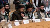 মিত্রদের চাপে আফগান সরকারের শপথ বাতিল