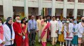 কুমুদিনী হাসপাতালে অ্যাম্বুলেন্স ও চিকিৎসাসামগ্রী উপহার দিলো ভারত